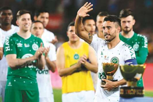 Alan Ruschel: Eternal Champion