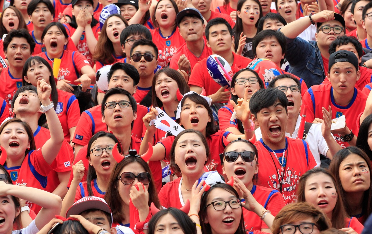 World Cup Rank Bank – SouthKorea