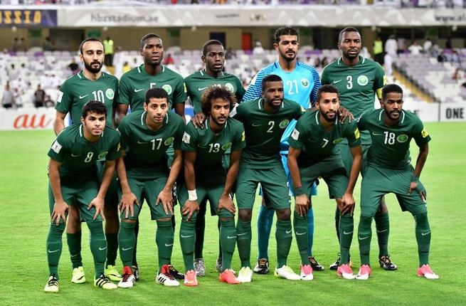 World Cup Rank Bank – SaudiArabia
